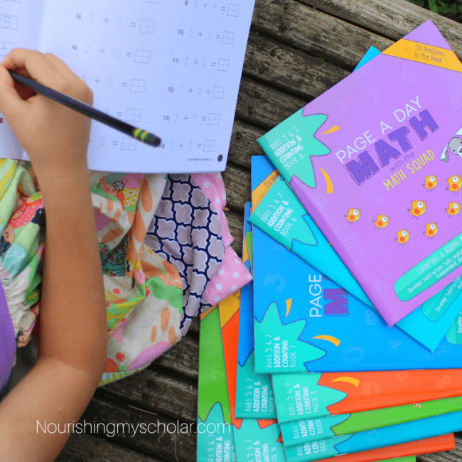 Daily Math Practice Addition Worksheets