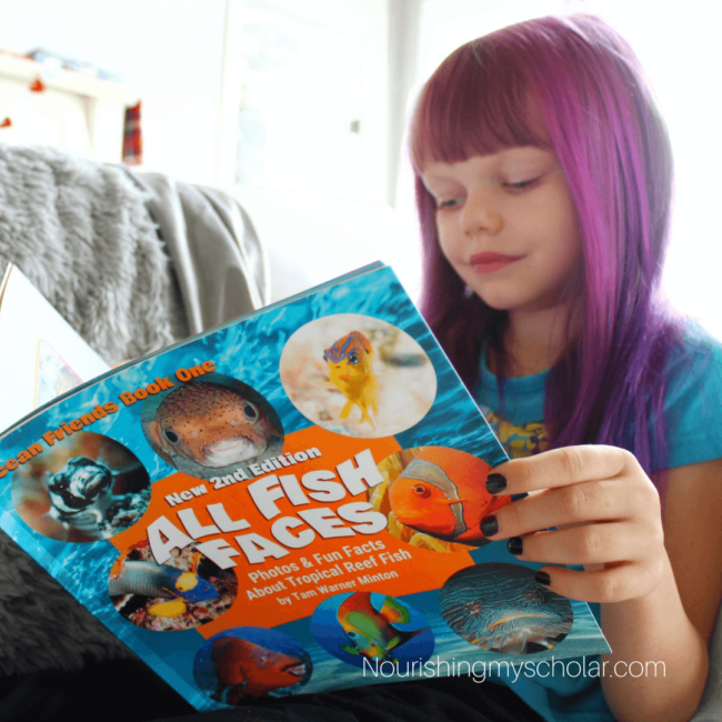 Tropical Fish Picture Book