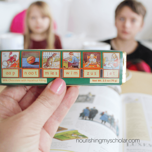Homeschool Geography with Delicious Snacks