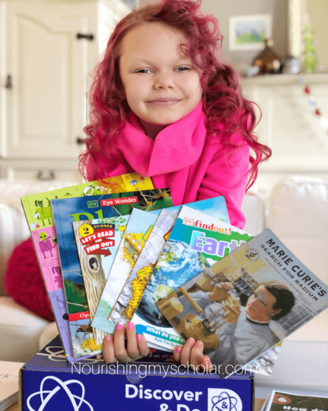 Fun & Easy Literature-Based Hands-On Science Your Kids Will Love